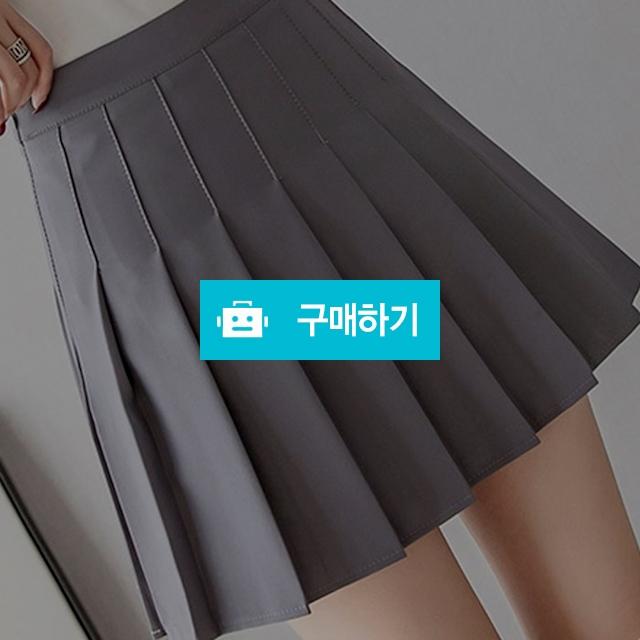 [무료배송]테니스 스커트 단색 SC그레이 / yogone님의 스토어 / 디비디비 / 구매하기 / 특가할인