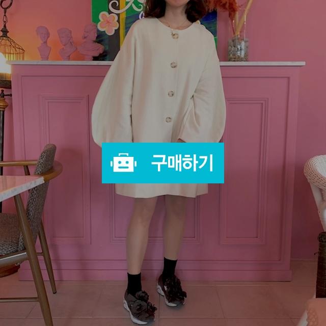 벌룬 단추 루즈핏 미니 원피스 / 굿데이지님의 스토어 / 디비디비 / 구매하기 / 특가할인