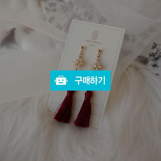 태슬 노리개_나비 / 세빛 / 디비디비 / 구매하기 / 특가할인