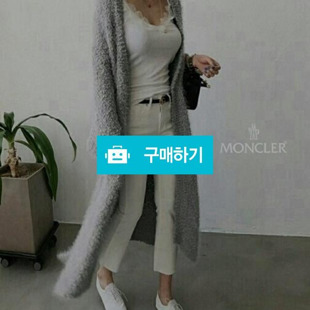 [MONCLER] 몽클레어 롤리롱가디건  / 럭소님의 스토어 / 디비디비 / 구매하기 / 특가할인