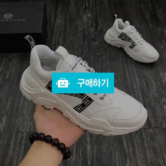 필립플레인 스테이트먼트 러너스니커즈  (6) / 스타일멀티샵 / 디비디비 / 구매하기 / 특가할인