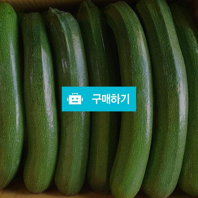 쥬키니(긴호박) 10kg / 못난이&특 / 농터 / 디비디비 / 구매하기 / 특가할인