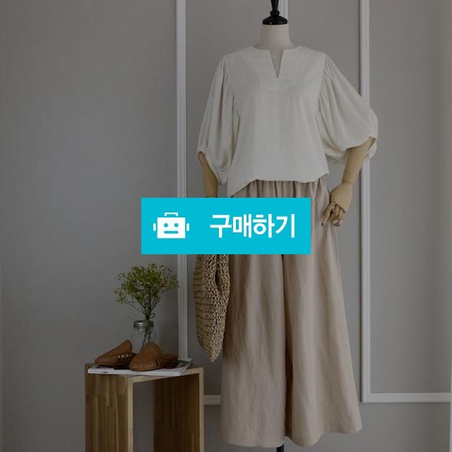퍼프소매 벌룬 블라우스 / 마루언니님의 스토어 / 디비디비 / 구매하기 / 특가할인