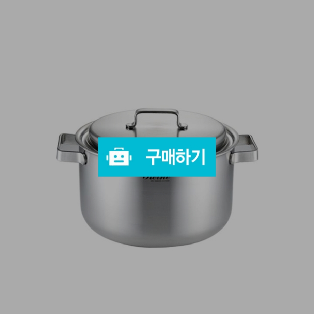 [코첸] 렌느 통5중 스텐냄비 곰솥 28cm / 키친가든 스토어 / 디비디비 / 구매하기 / 특가할인