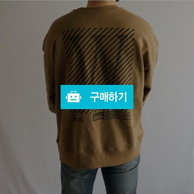 봄 데일리 루즈핏 백판w나염맨투맨티셔츠 / wook님의 스토어 / 디비디비 / 구매하기 / 특가할인