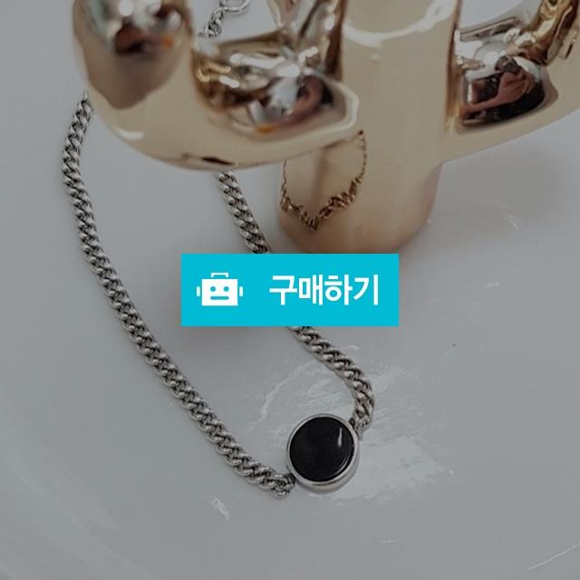 925실버 천연오닉스 팔찌 / 러빙유 / 디비디비 / 구매하기 / 특가할인