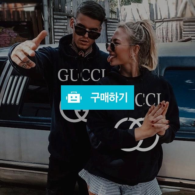 GUCCi 구찌 19SS 시즌 최신상 구찌 빅로고 커플 후드티 / 럭소님의 스토어 / 디비디비 / 구매하기 / 특가할인