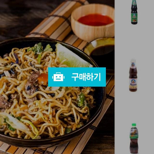 태국식품 팟씨유 소스 세트 태국요리 레시피 만들기 / HS생활연구소 / 디비디비 / 구매하기 / 특가할인