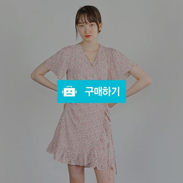 홀리 러플 랩원피스 (ivory) / 온데어오운 스토어 / 디비디비 / 구매하기 / 특가할인