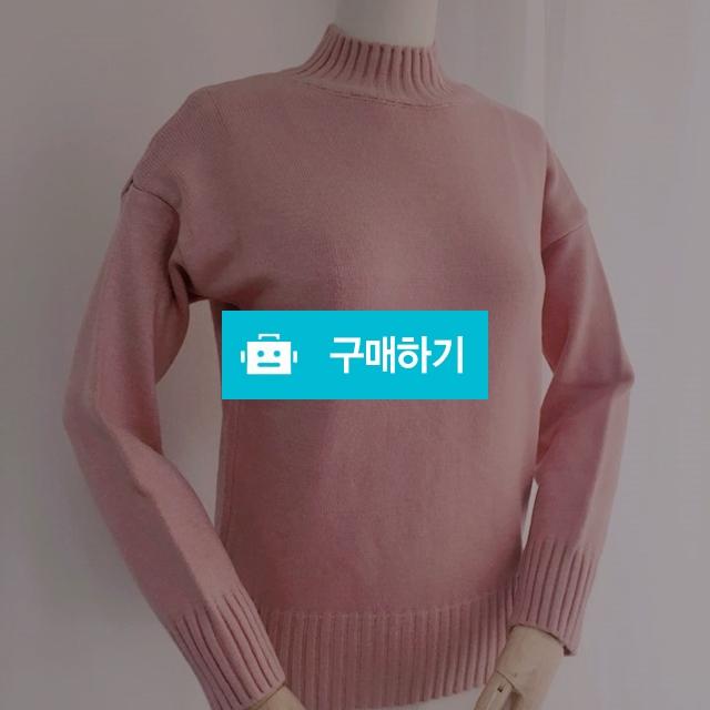 반 폴라 베이직 니트 / 8381pj님의 스토어 / 디비디비 / 구매하기 / 특가할인
