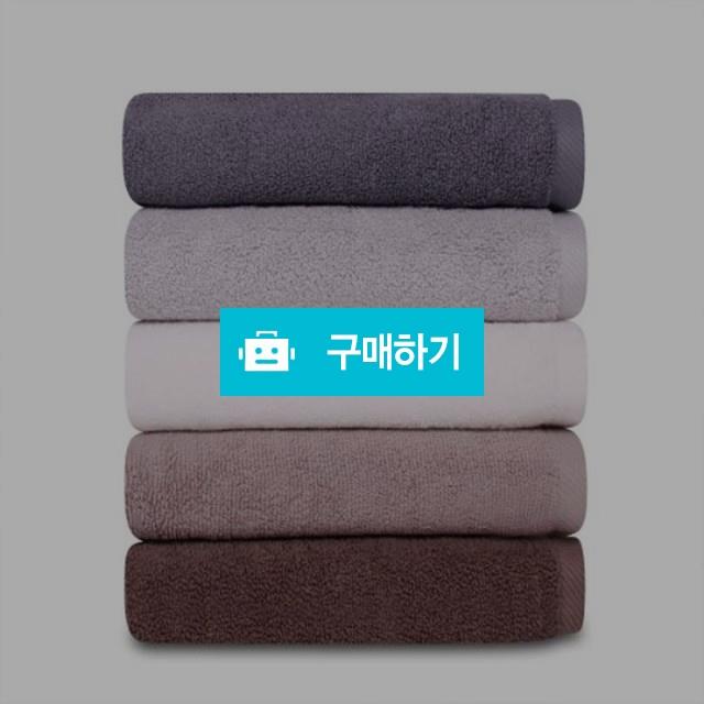 [송월타월] 헤비 무지수건 / 송월타올 / 디비디비 / 구매하기 / 특가할인