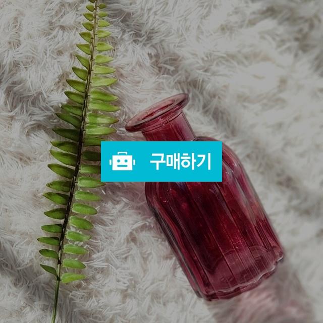 퍼플 몰드 유리병 / 코코홈(홈데코소품) / 디비디비 / 구매하기 / 특가할인
