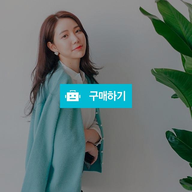 브이넥 진주 니트 가디건  / 김진주964님의 스토어 / 디비디비 / 구매하기 / 특가할인