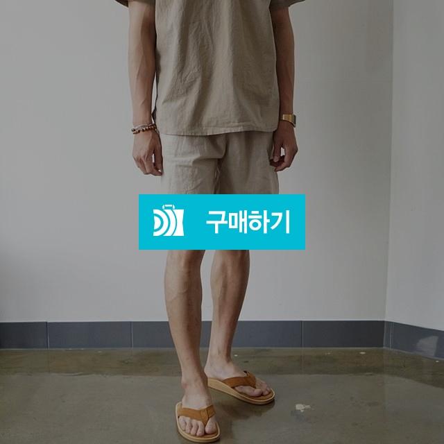 센남 남자 와이드 마 밴딩 반바지 / 센남님의 스토어 / 디비디비 / 구매하기 / 특가할인