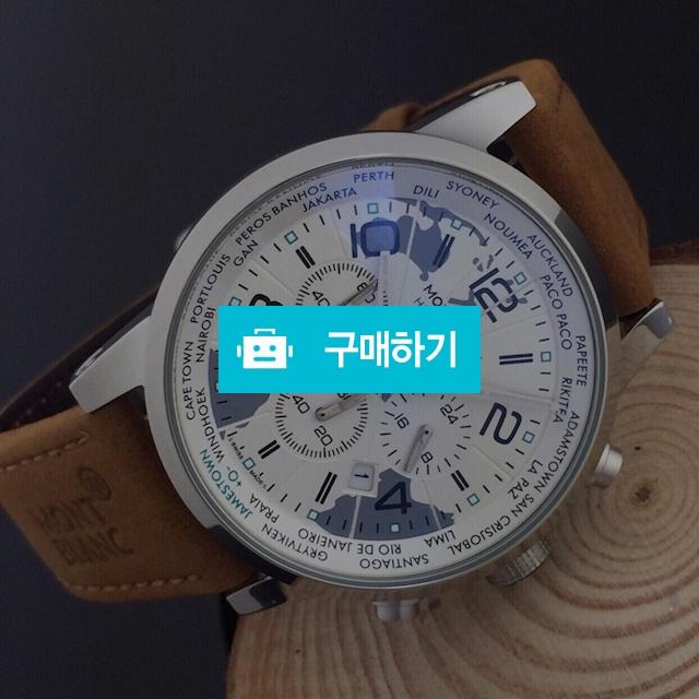 몽블랑 Hemispheres 흰판 세무가죽  -B2 / 럭소님의 스토어 / 디비디비 / 구매하기 / 특가할인
