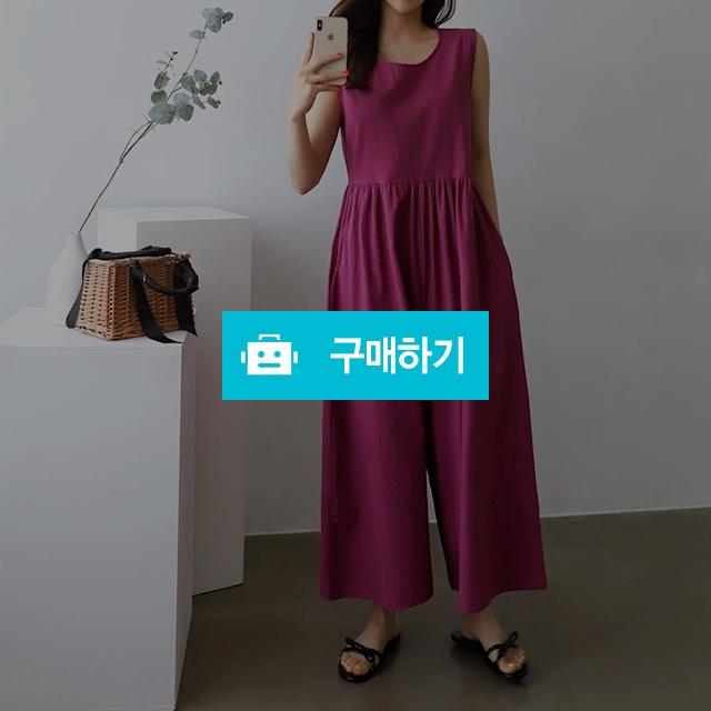 린넨 와이드팬츠 점프수트 / 예쁨마켓님의 스토어 / 디비디비 / 구매하기 / 특가할인