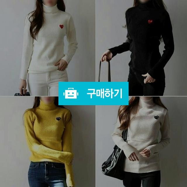 COMME des GARCONS 18FW BrandNew Turtleneck Knitwear / 럭소님의 스토어 / 디비디비 / 구매하기 / 특가할인