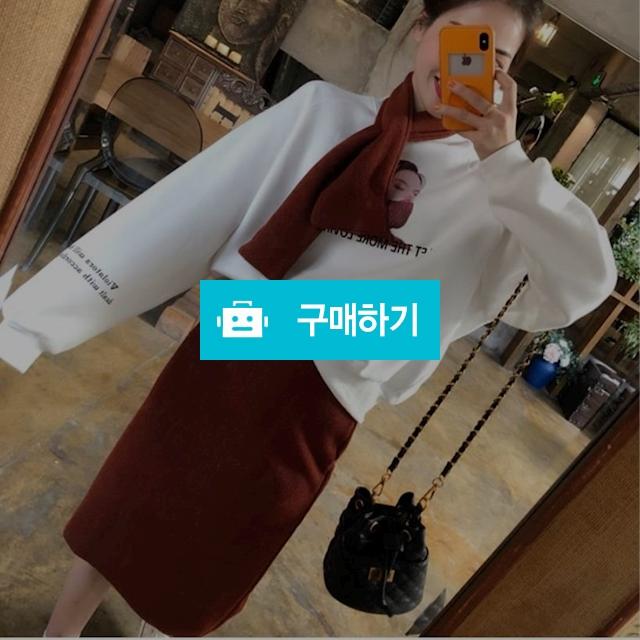 ♥ 뽀송 맨투맨+니트치마+목도리 투피스 set ♥ / 윙블리님의 스토어 / 디비디비 / 구매하기 / 특가할인