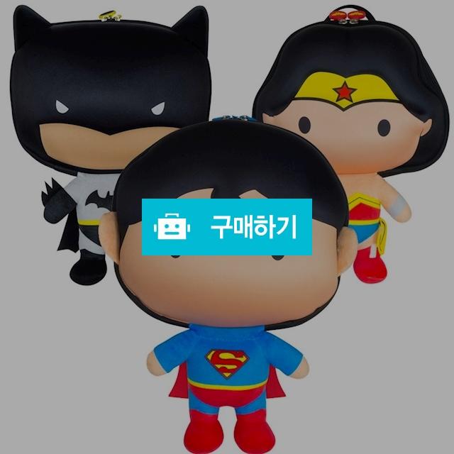 DC코믹스 배트맨 원더우먼 슈퍼맨 인형 소풍가방 / 언제나 특가마켓 / 디비디비 / 구매하기 / 특가할인