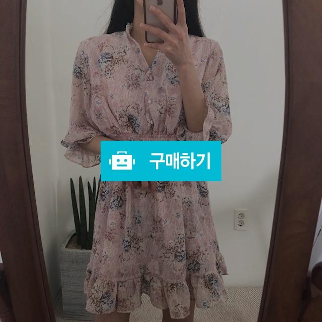 완전특가♡ 파스텔 쉬폰 원피스 / 러빈마켓님의 스토어 / 디비디비 / 구매하기 / 특가할인