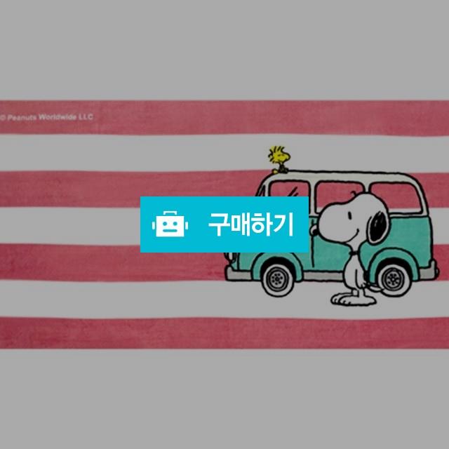 [송월타월] 스누피 벤 비치타월 / 송월타올 / 디비디비 / 구매하기 / 특가할인