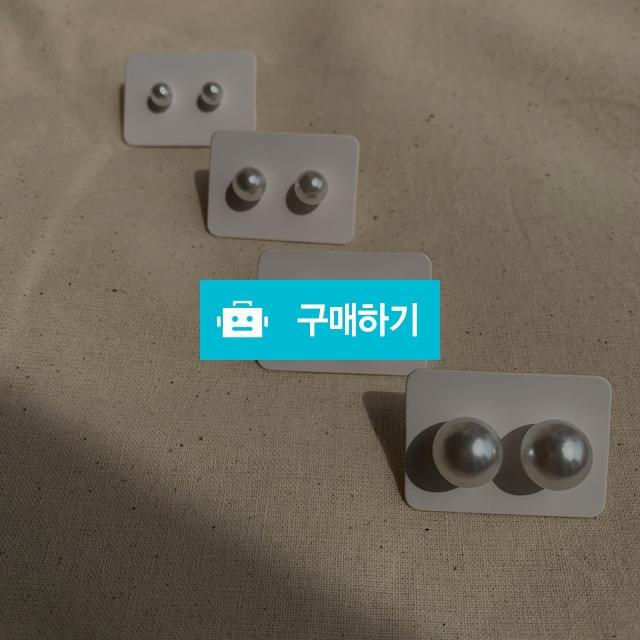 [ 티타늄 ] - 기본진주귀걸이  / Osring님의 스토어 / 디비디비 / 구매하기 / 특가할인