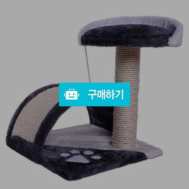 2단 구름다리 고양이 캣타워 캣폴 놀이터 용품 스크레쳐 / 와이제이코리아 / 디비디비 / 구매하기 / 특가할인