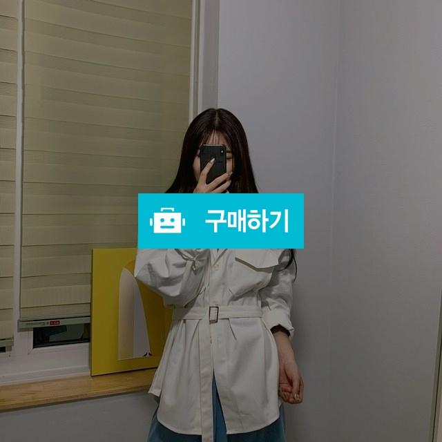 루즈핏 베이직 포켓 벨트 싱글 자켓 / do2158님의 스토어 / 디비디비 / 구매하기 / 특가할인