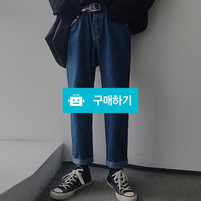 롤업 진청 일자핏 데님팬츠 / hcu9614님의 스토어 / 디비디비 / 구매하기 / 특가할인