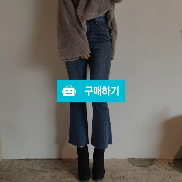 슬림 중청 데님 부츠컷 / 블랑쉬님의 스토어 / 디비디비 / 구매하기 / 특가할인