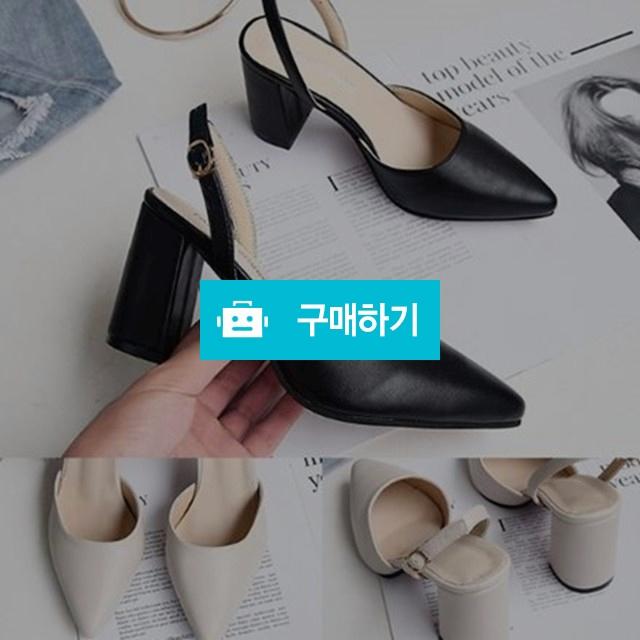 애나멜 슬링백 미들힐 2color / 여블리샵님의 스토어 / 디비디비 / 구매하기 / 특가할인