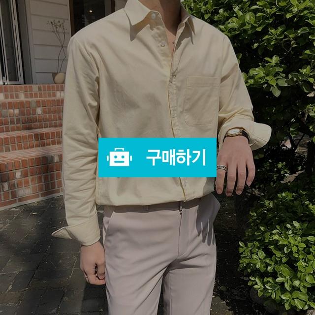 남자 베이직 코튼 무지 파스텔 셔츠 남방 (9color) / 남친룩 민투아이 / 디비디비 / 구매하기 / 특가할인