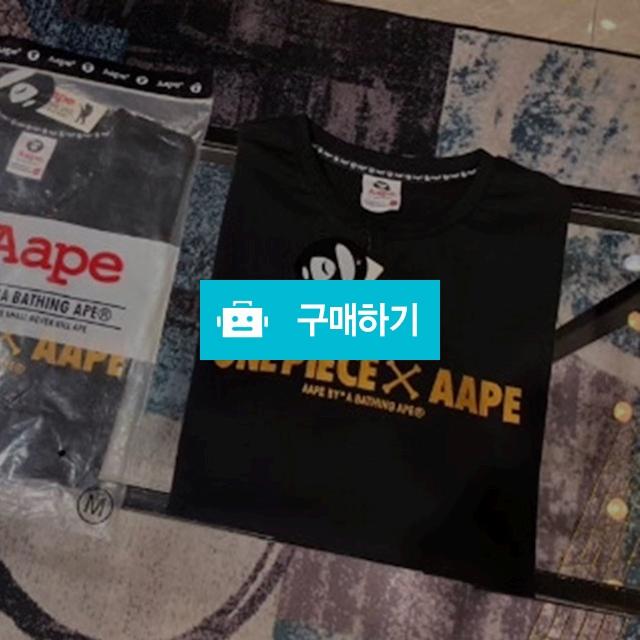 AAPE 루피 반팔T / JUN패션스토리 / 디비디비 / 구매하기 / 특가할인