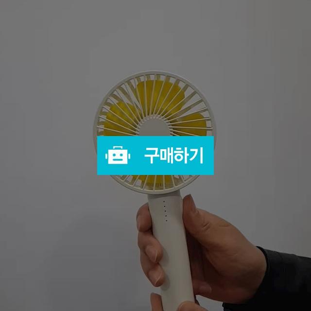 [3+1] 손거울 휴대용 선풍기_813 / TORY / 디비디비 / 구매하기 / 특가할인