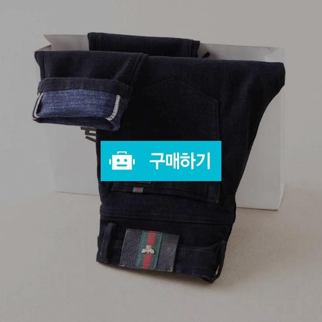구찌 방패벌 기모 청바지  / 럭소님의 스토어 / 디비디비 / 구매하기 / 특가할인