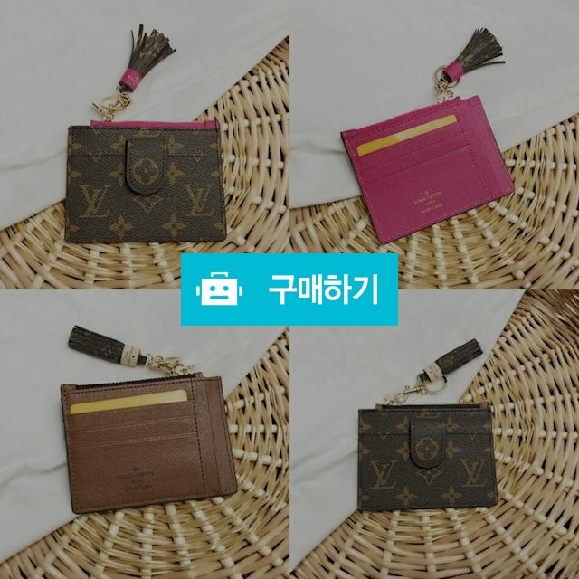 테슬 카드지갑 / 럭소님의 스토어 / 디비디비 / 구매하기 / 특가할인