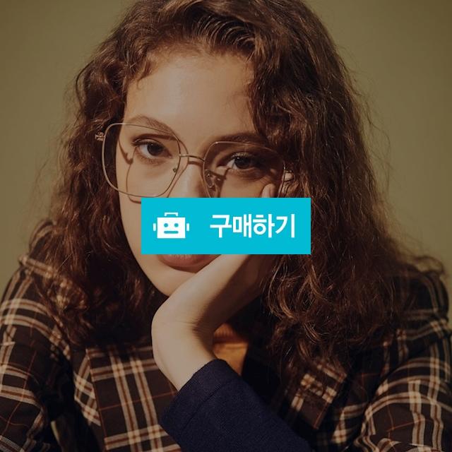 KAI gold 남자 여자 오버사이즈 레트로 금테 안경테 / 블루엘리펀트 / 디비디비 / 구매하기 / 특가할인