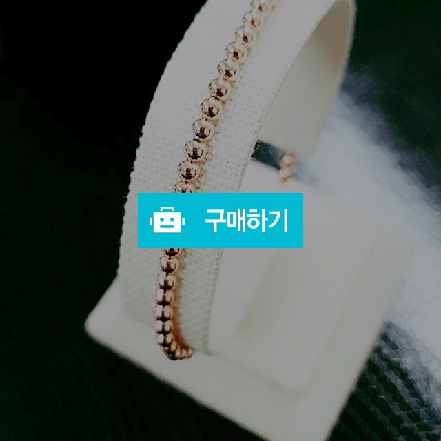 14k 3mm볼 팔찌 핑크골드(빠른배송) / 엘앤제이쥬얼리님의 스토어 / 디비디비 / 구매하기 / 특가할인