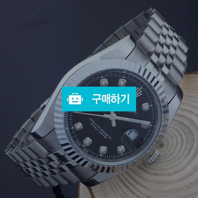 로렉스 데이져스트 블랙 남성 중자  - B2 / 럭소님의 스토어 / 디비디비 / 구매하기 / 특가할인