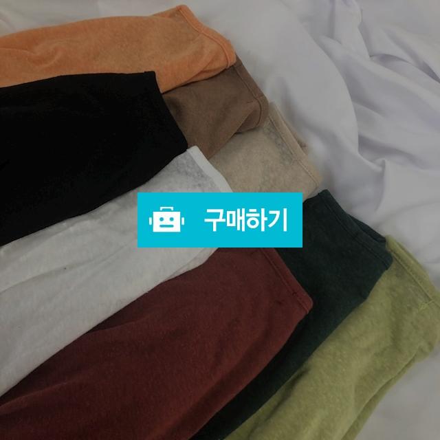 (1+1/여름필수♡) 린넨반팔티 8color / 러빈마켓님의 스토어 / 디비디비 / 구매하기 / 특가할인