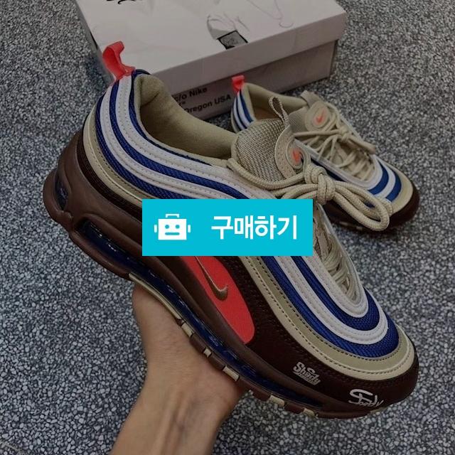 [Nike] air max97  브라운 / 럭소님의 스토어 / 디비디비 / 구매하기 / 특가할인