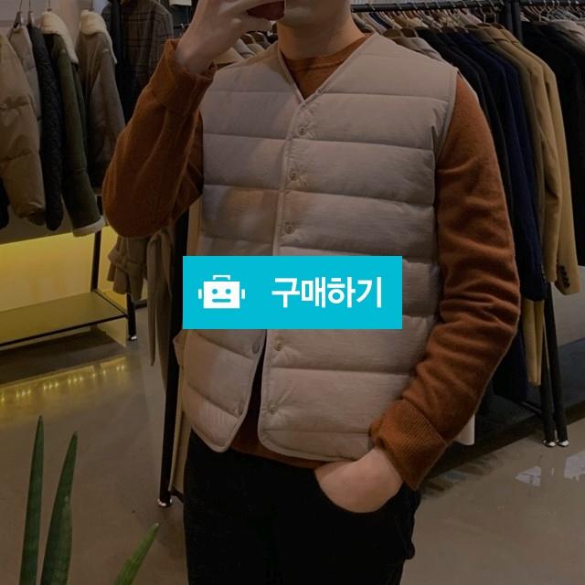 남자 베스트 퀼팅 경량 패딩조끼 / 노성래님의 스토어 / 디비디비 / 구매하기 / 특가할인