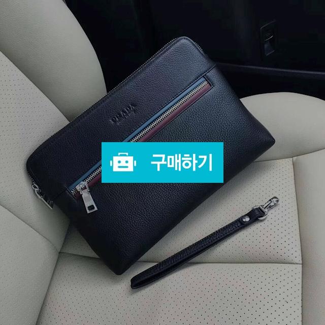 프라다 18 SS 투라인 클러치 bag  / 럭소님의 스토어 / 디비디비 / 구매하기 / 특가할인