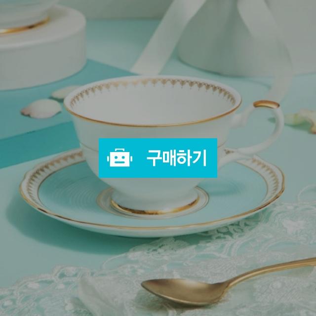 한국도자기 커피 잔 세트 로얄 패일블루 2인조 2(4)P / 구경몰님의 스토어 / 디비디비 / 구매하기 / 특가할인