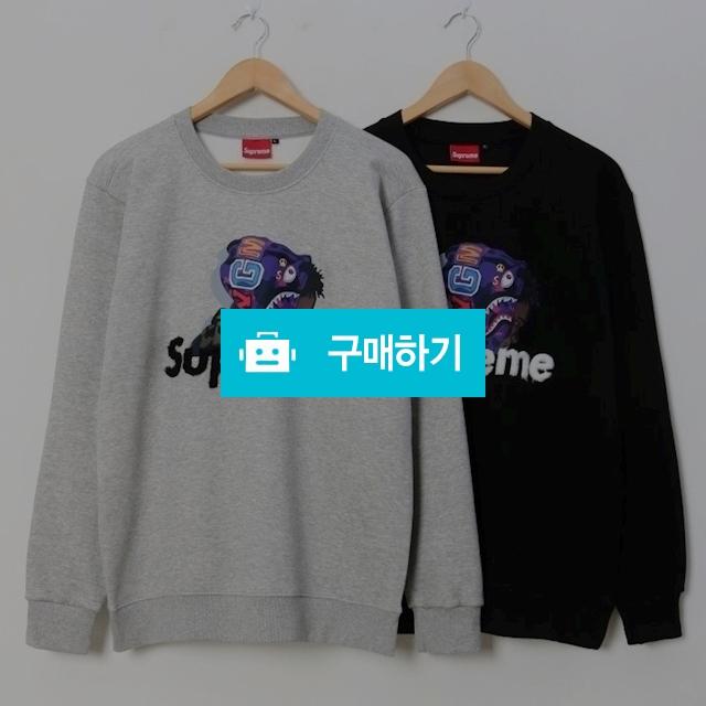슈프림 슈퍼몬 기모맨투맨 (2018 겨울신상)   (29) / 스타일멀티샵 / 디비디비 / 구매하기 / 특가할인
