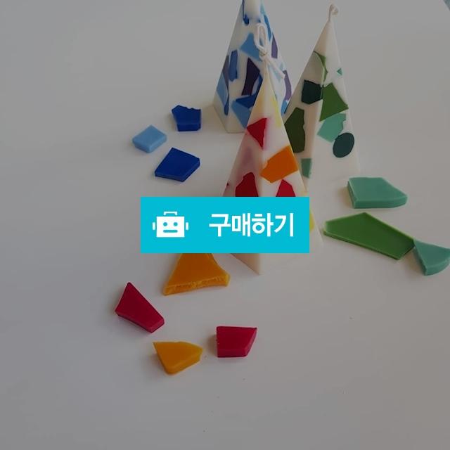 테라조 캔들 / 에스키모캔들님의 스토어 / 디비디비 / 구매하기 / 특가할인