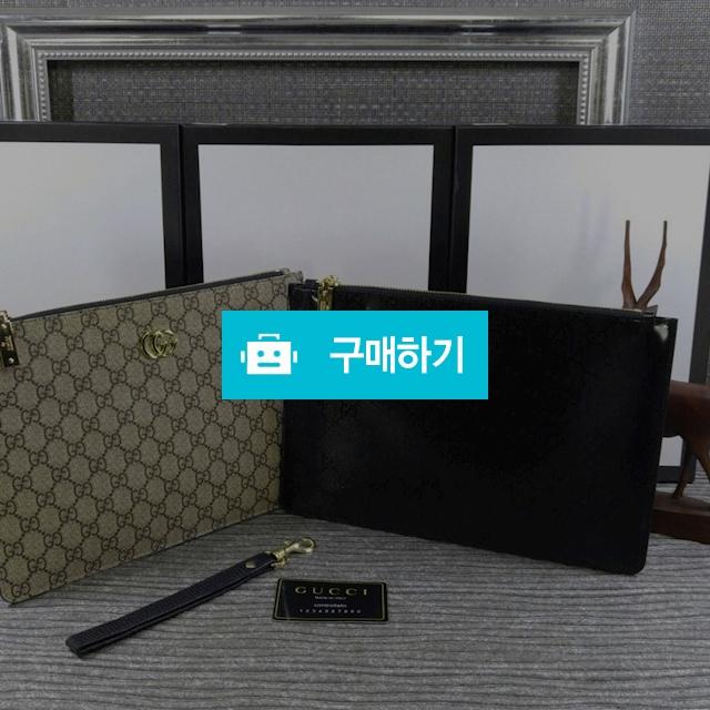 GUCCI 구찌 simple logo 클러치  / 럭소님의 스토어 / 디비디비 / 구매하기 / 특가할인
