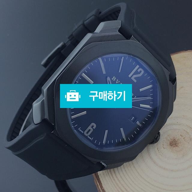 불가리 옥토 이서진 올 블랙 우레탄  B2 / 럭소님의 스토어 / 디비디비 / 구매하기 / 특가할인