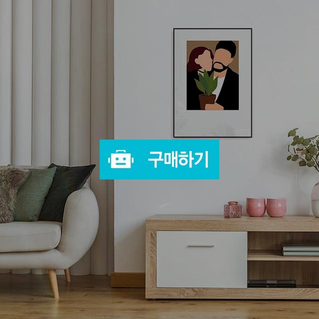 신혼집액자 애정운그림 / 미니멀타입 / 디비디비 / 구매하기 / 특가할인