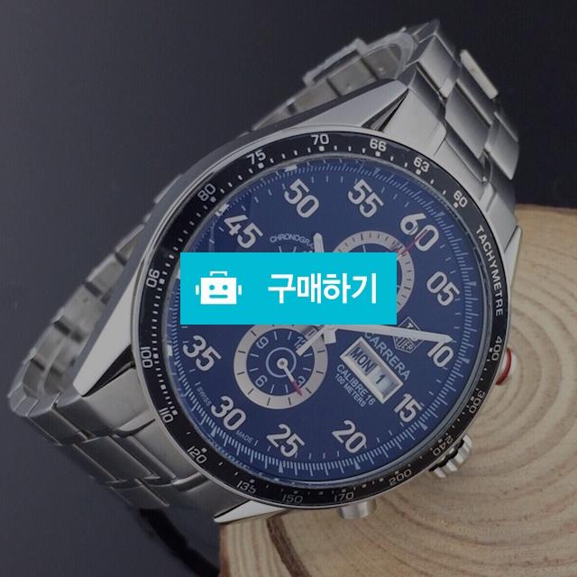 테그호이어 까레라16 검판메탈  - B2 / 럭소님의 스토어 / 디비디비 / 구매하기 / 특가할인